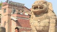 Monuments in Nepal