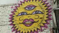 Graffito in Hull