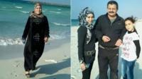 Om Motasem and family