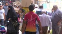 A market in Baghdad