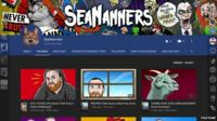 YouTube Gaming portal