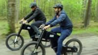 Testing the $25,000 e-bike