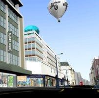 Website recreates London's West End