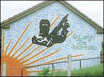 repubilcan mural