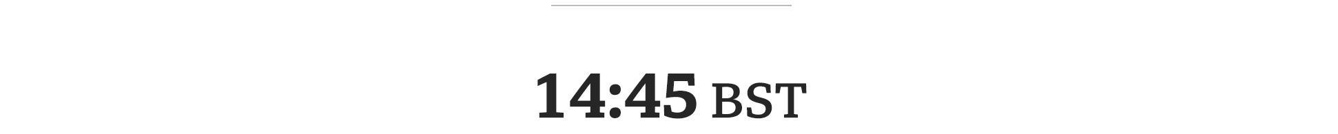 14:45 BST
