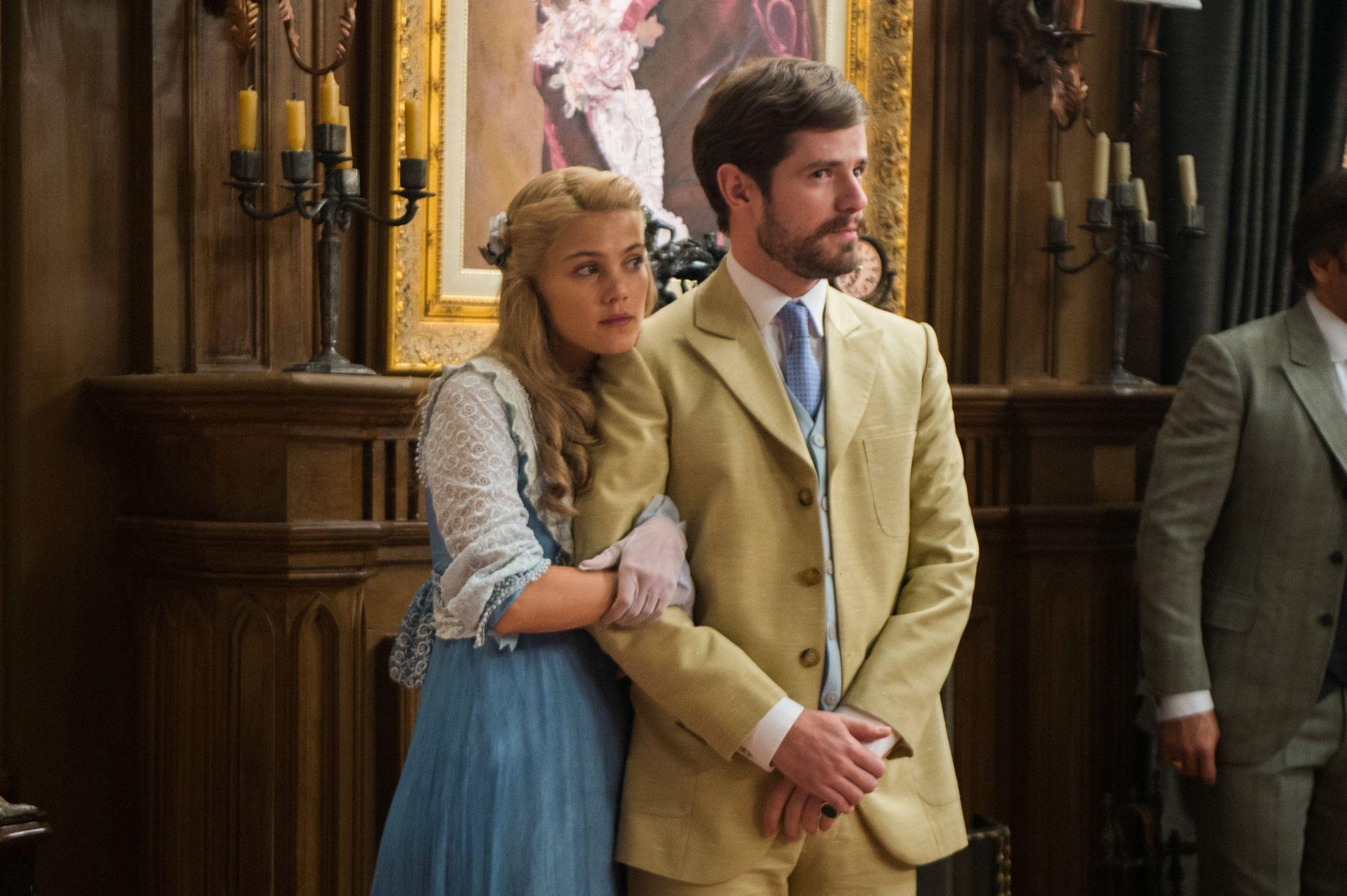 Camilo (played by Mauricio Destri) in a scene of the soap opera