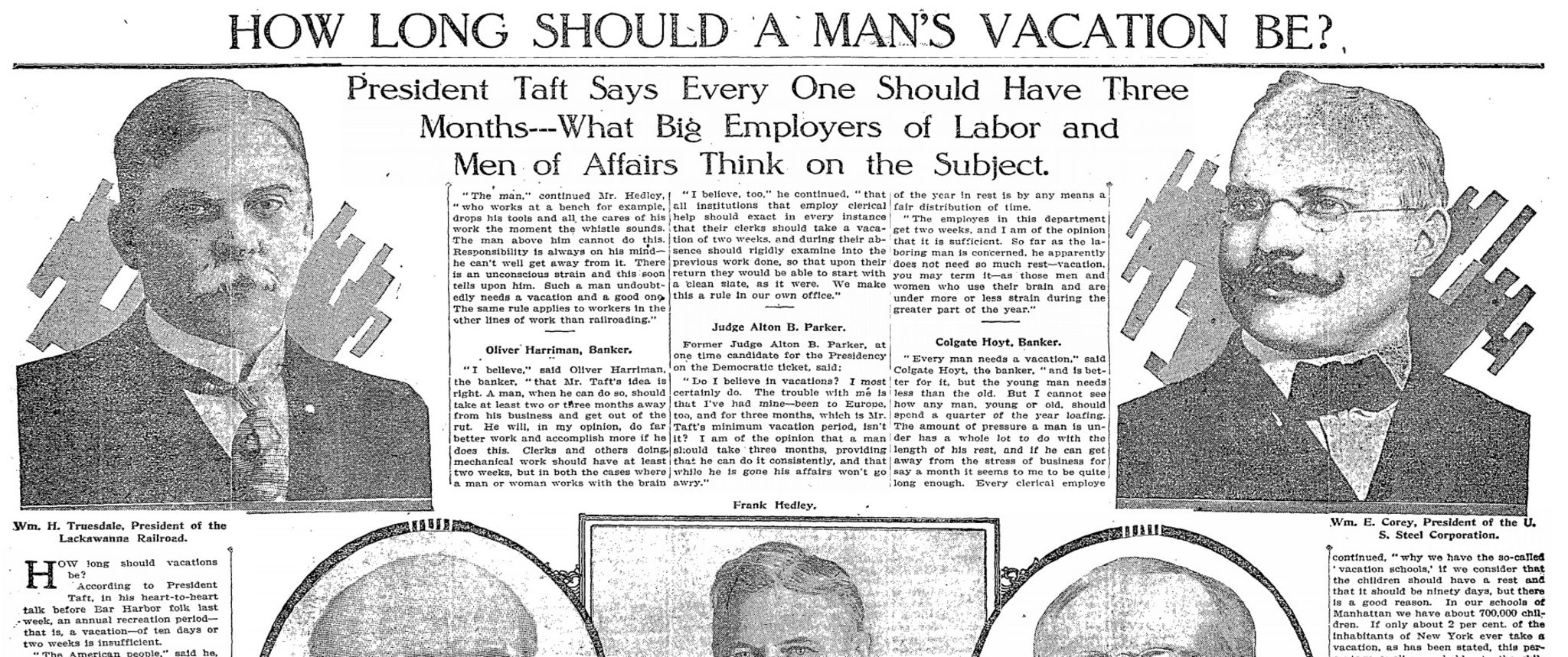 New York Times headline