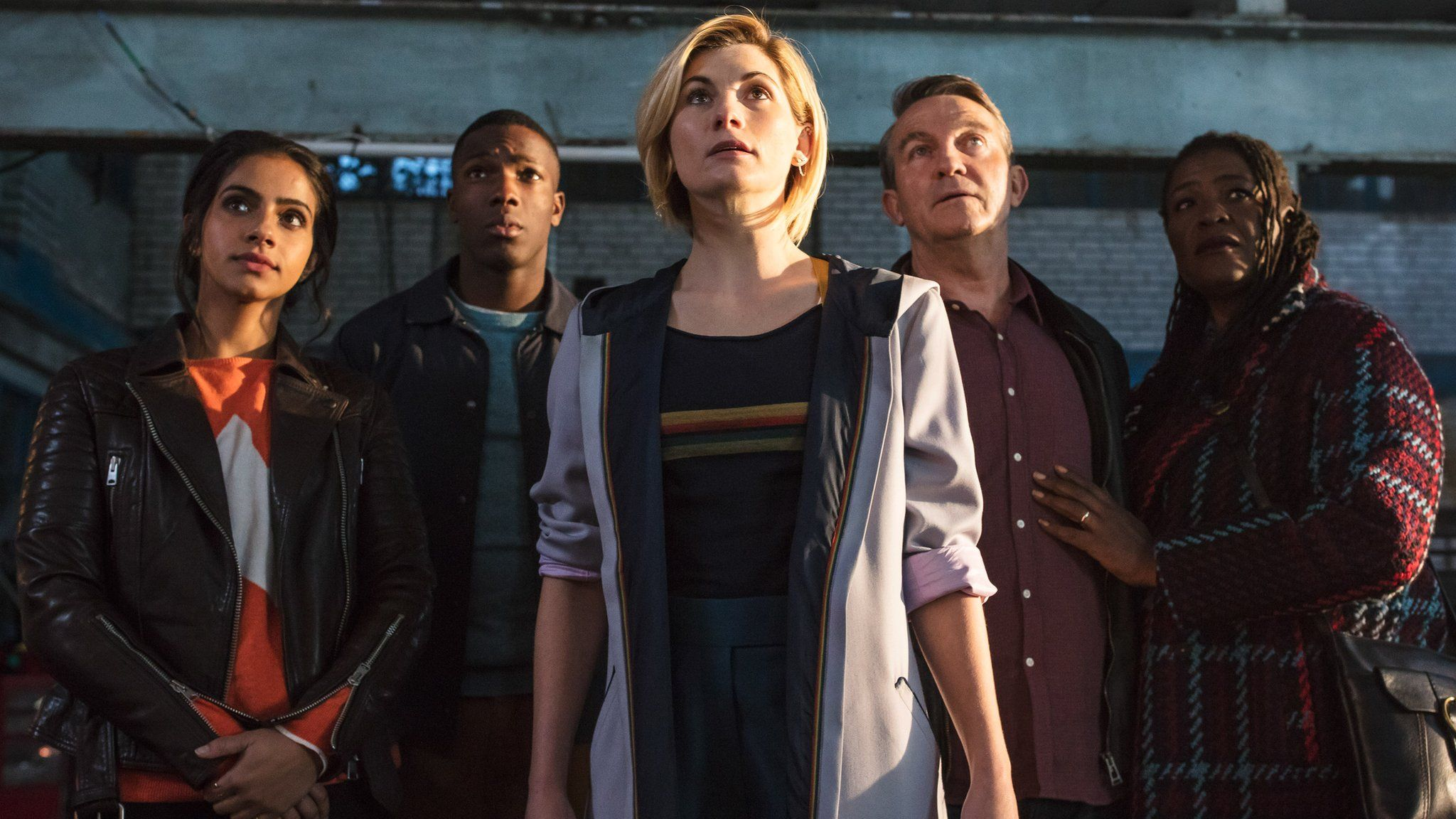Doctor Who Jodie Whittaker A Hit With Fans After First Episode
