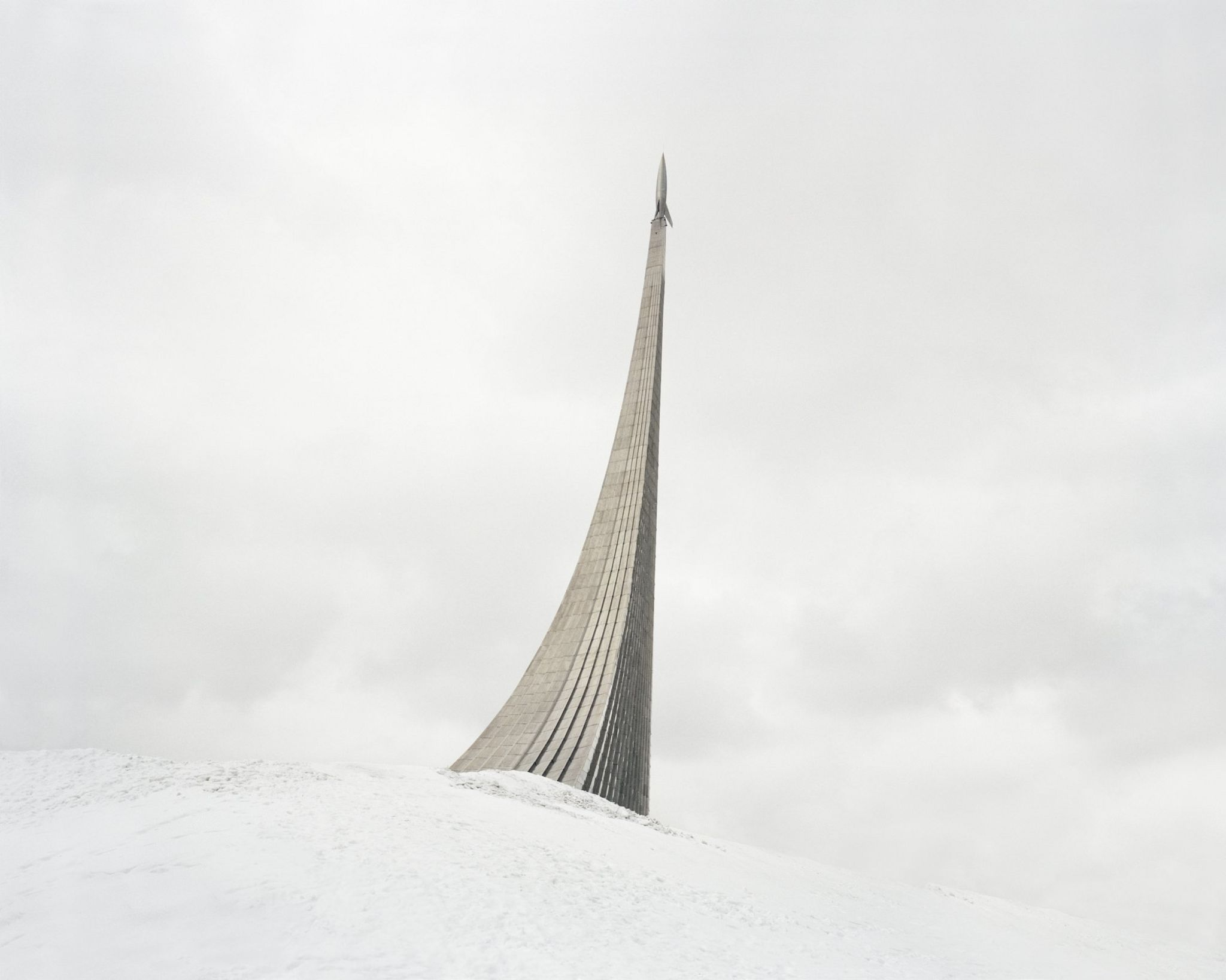 Restricted Areas - Monument to the Conquerors of Space