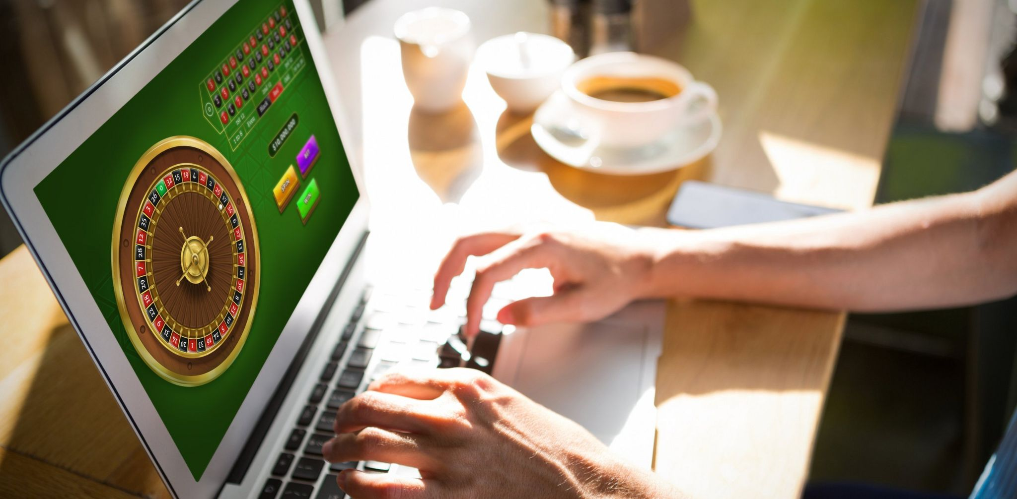 Online gambling: 'I stole £70,000 to feed my addiction' - BBC News