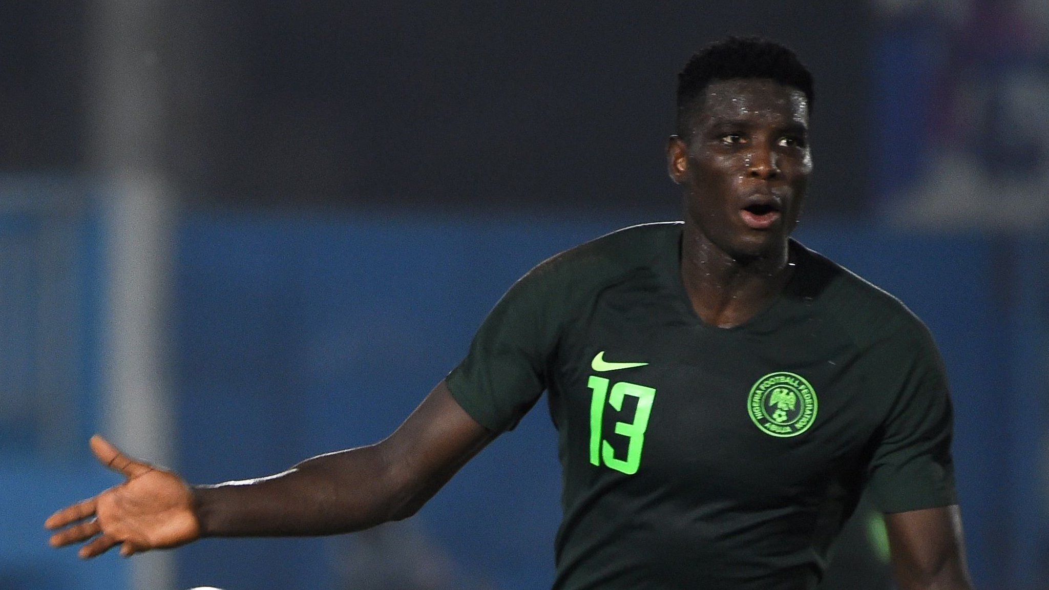 Nigeria's Paul Onuachu signs for Genk from Midtjylland - BBC Sport