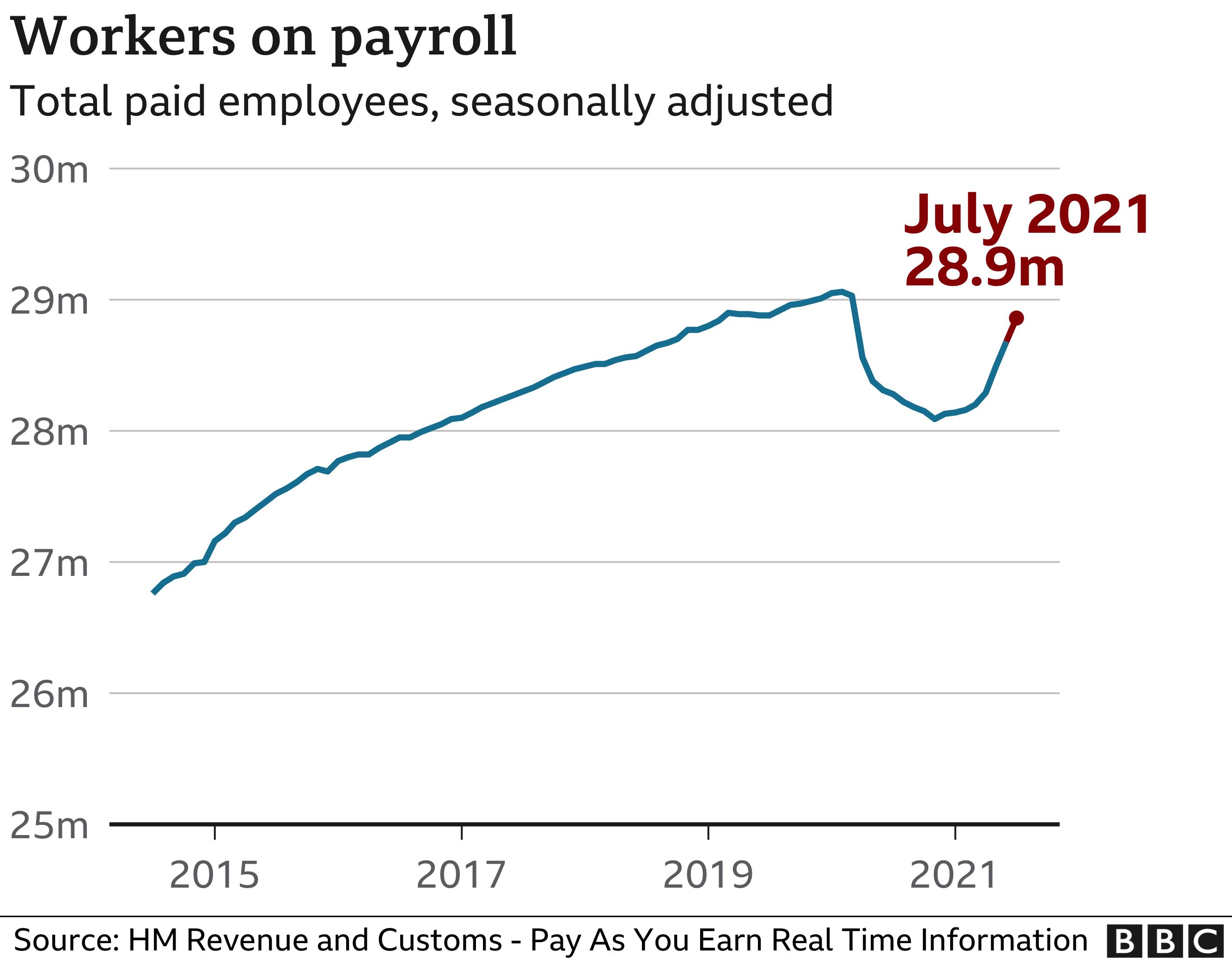 Payroll graphic