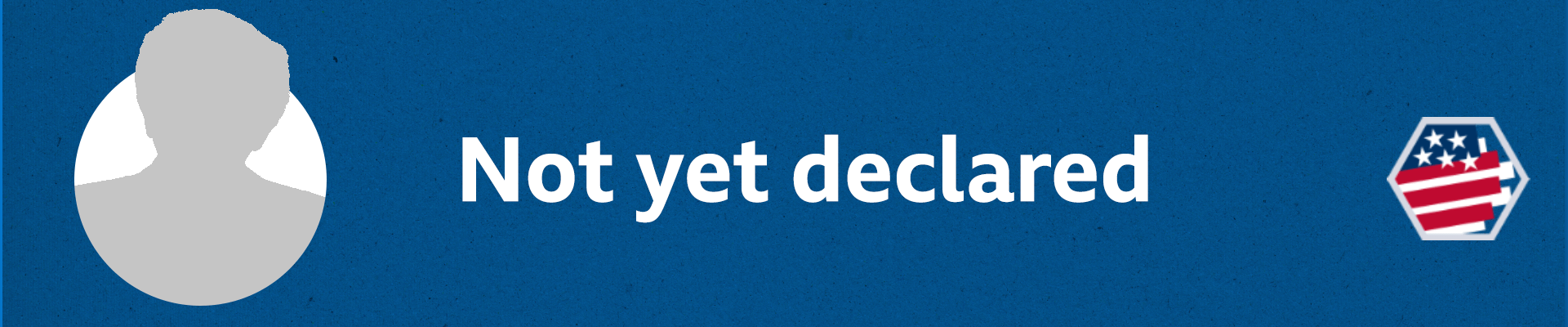 Winner: Not yet declared