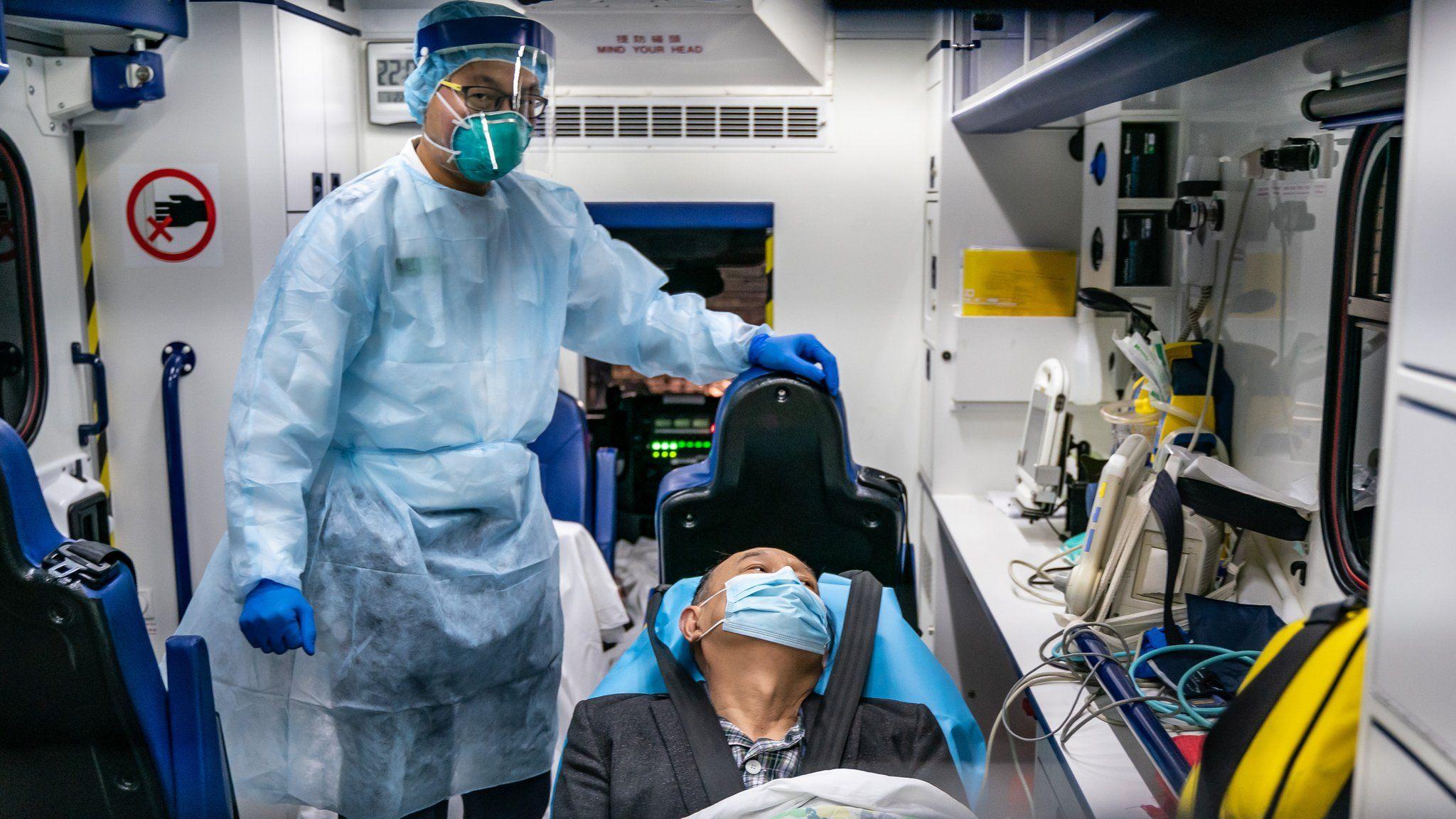 Como o coronavírus afeta seu corpo - e o que aconteceu com os ...