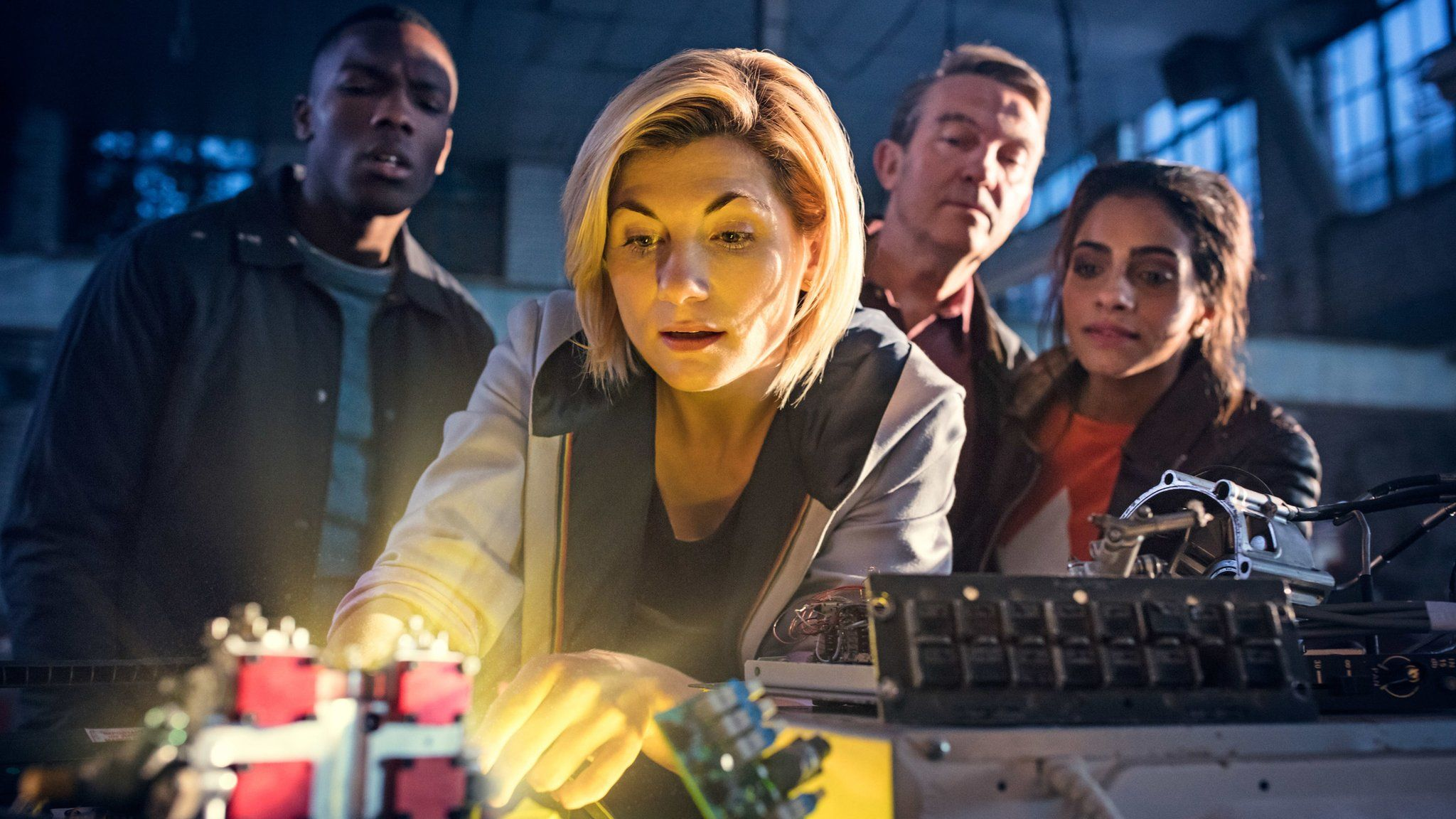 Doctor Who What To Expect From Jodie Whittaker S First Episode