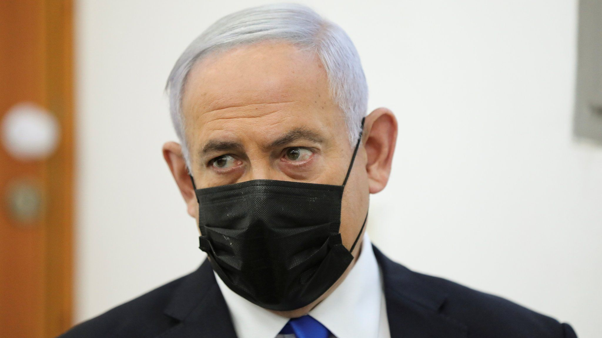 Netanyahu trial: Editor 'told to drop negative stories about Israel PM' thumbnail