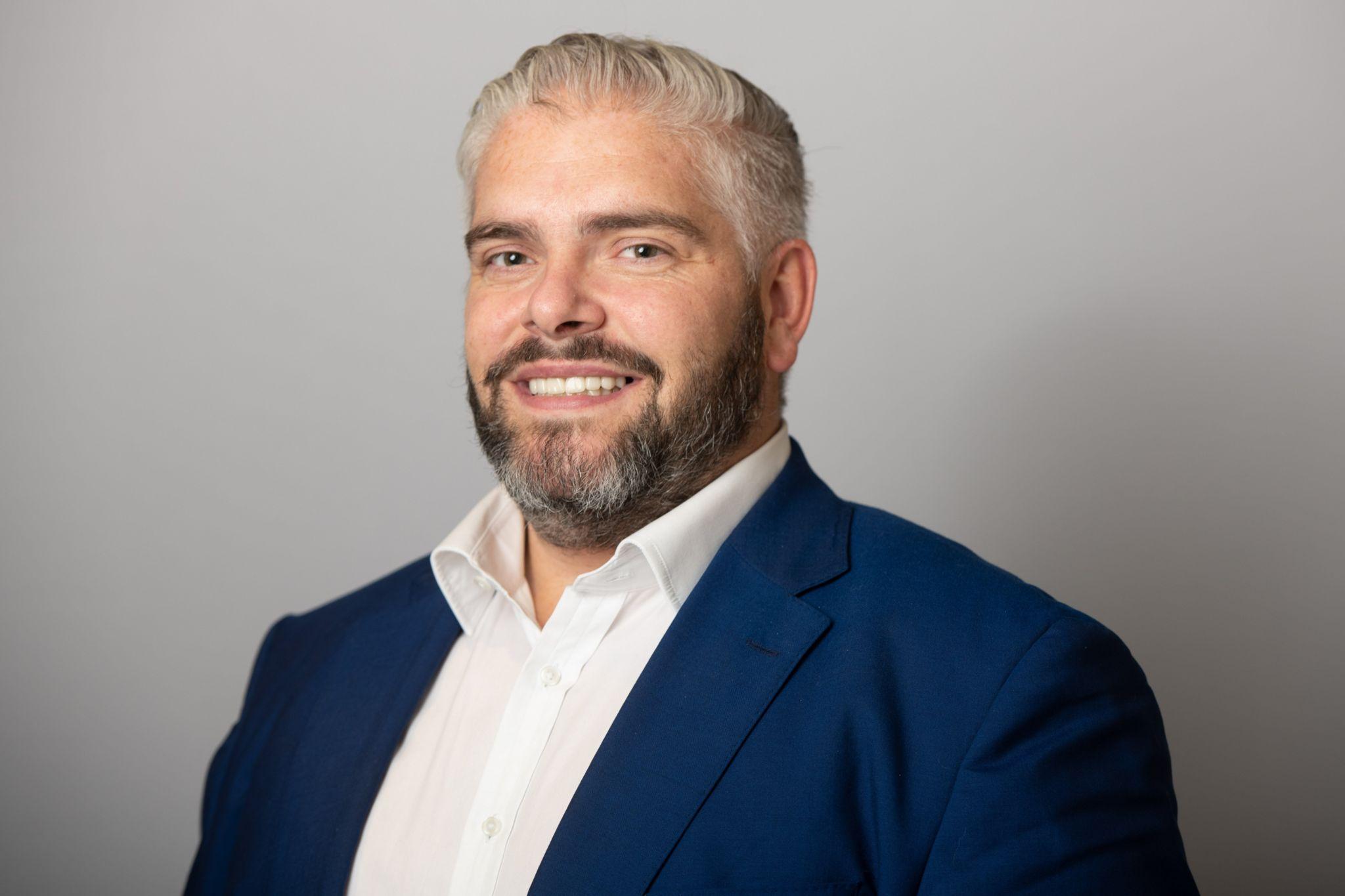 Luke Davis, chief executive of venture capital firm IW Capital