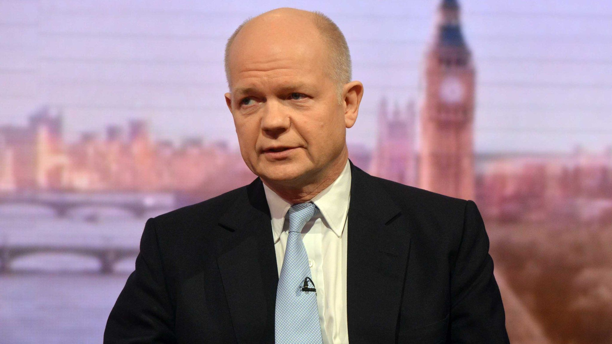 William Hague in 2015