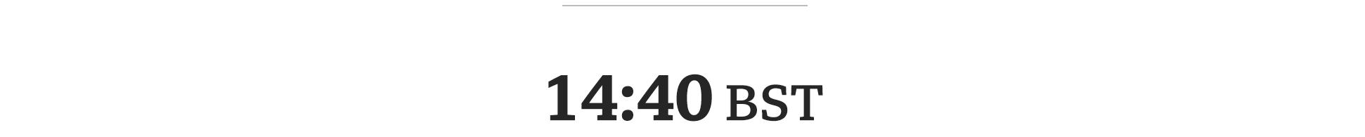 14:40 BST
