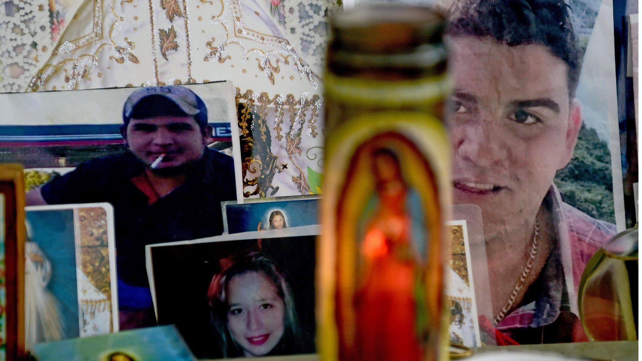 Mexico violence: Ten killed in Michoacán gang shootout - BBC News