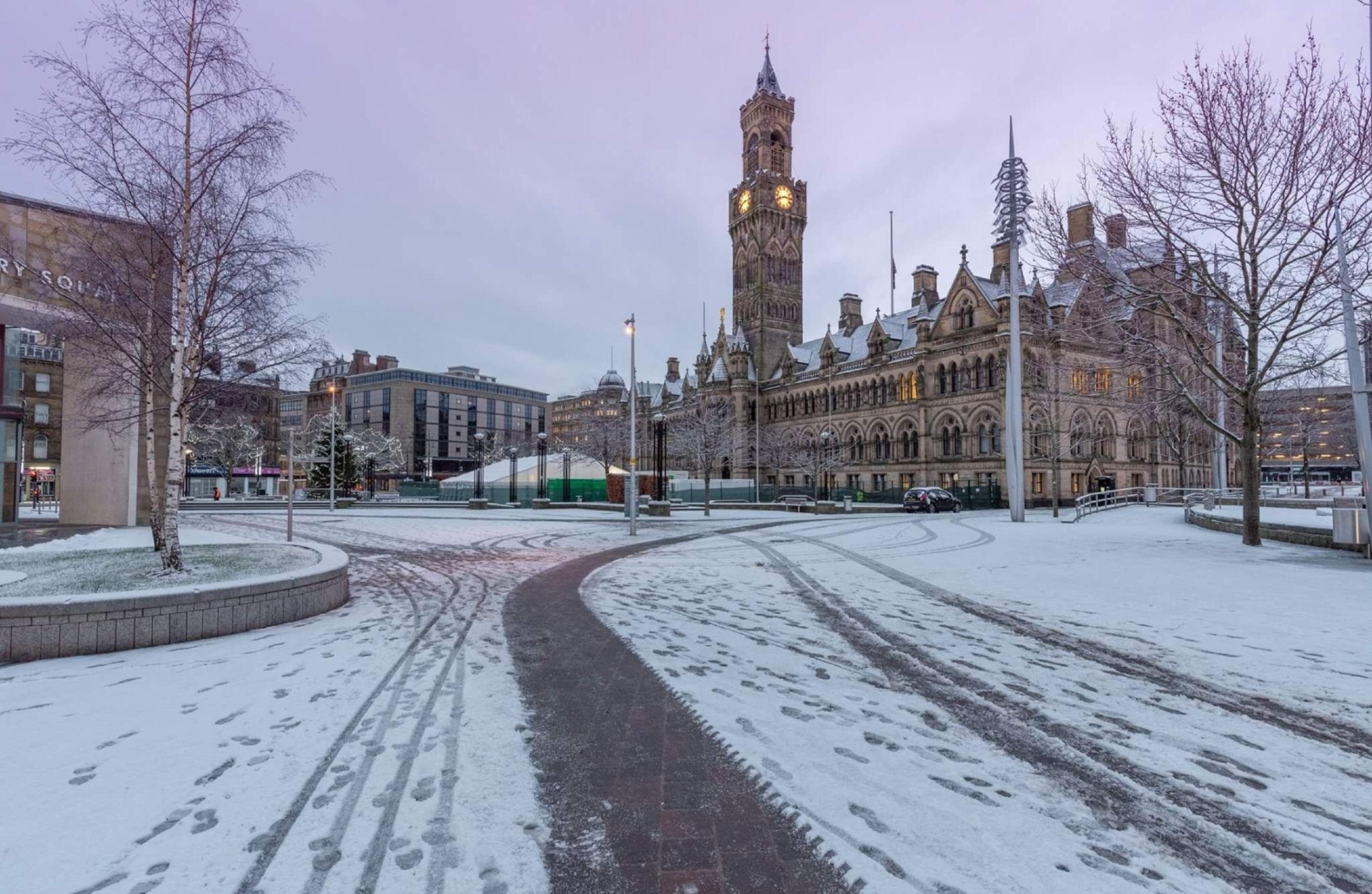 Bradford City Hall