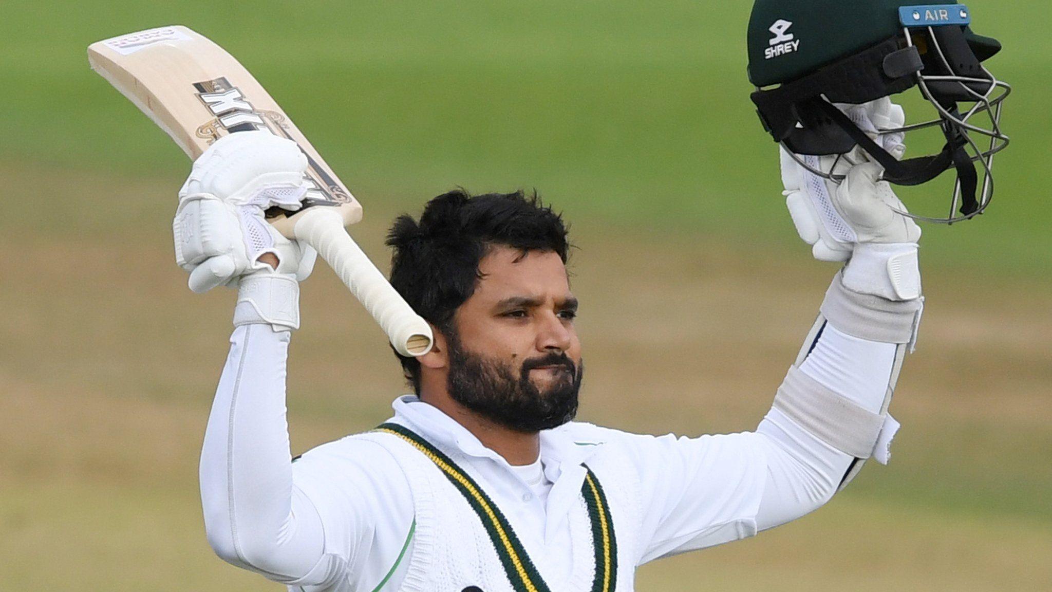 England V Pakistan Tourists Follow On Despite Azhar Ali Century Bbc Sport