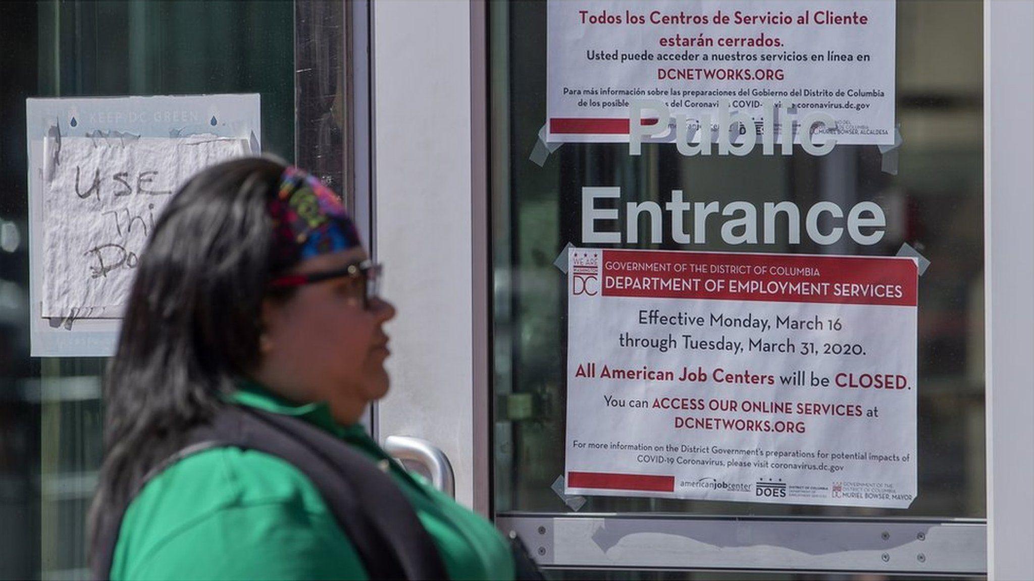 米国 失業 保険 申請 件数