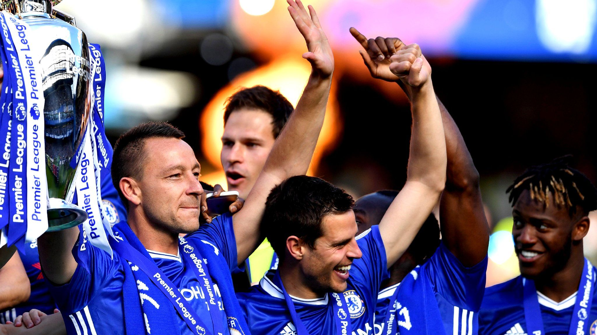 Premier League TV rights: Five of seven live packages sold for