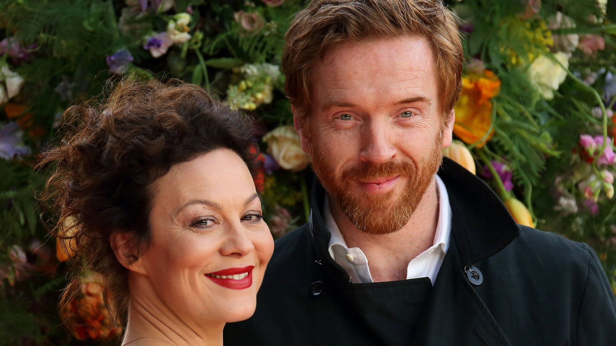 Helen McCrory was 'meteor in our life' says husband Damian Lewis thumbnail