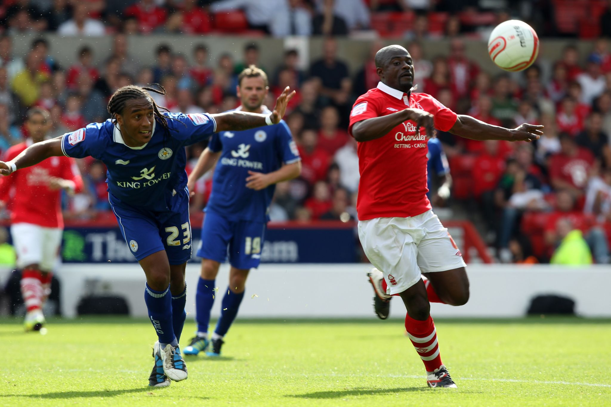 George Boateng at Forest