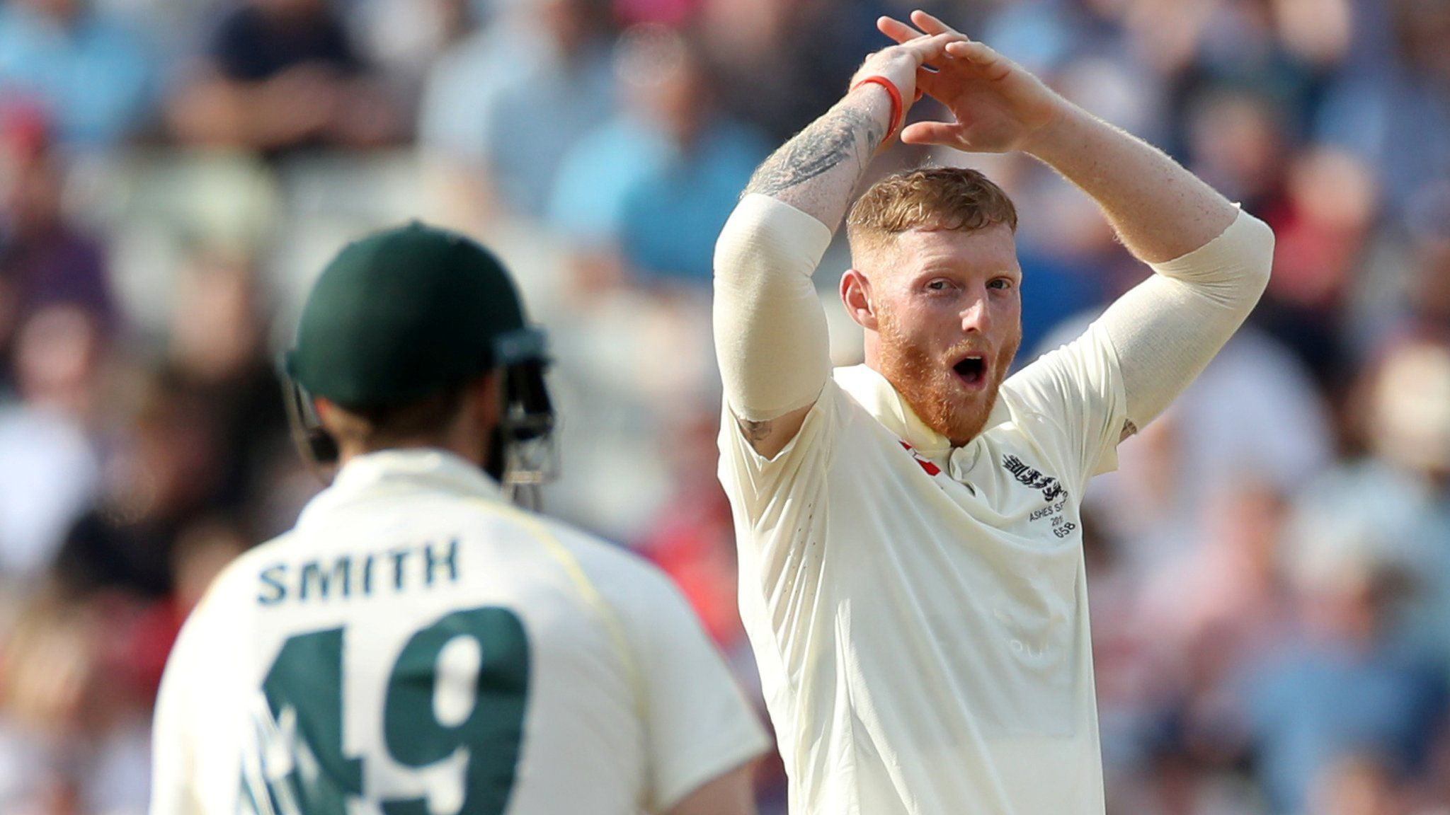 Ashes 2019: Australia lead England by 34 in first Test - BBC