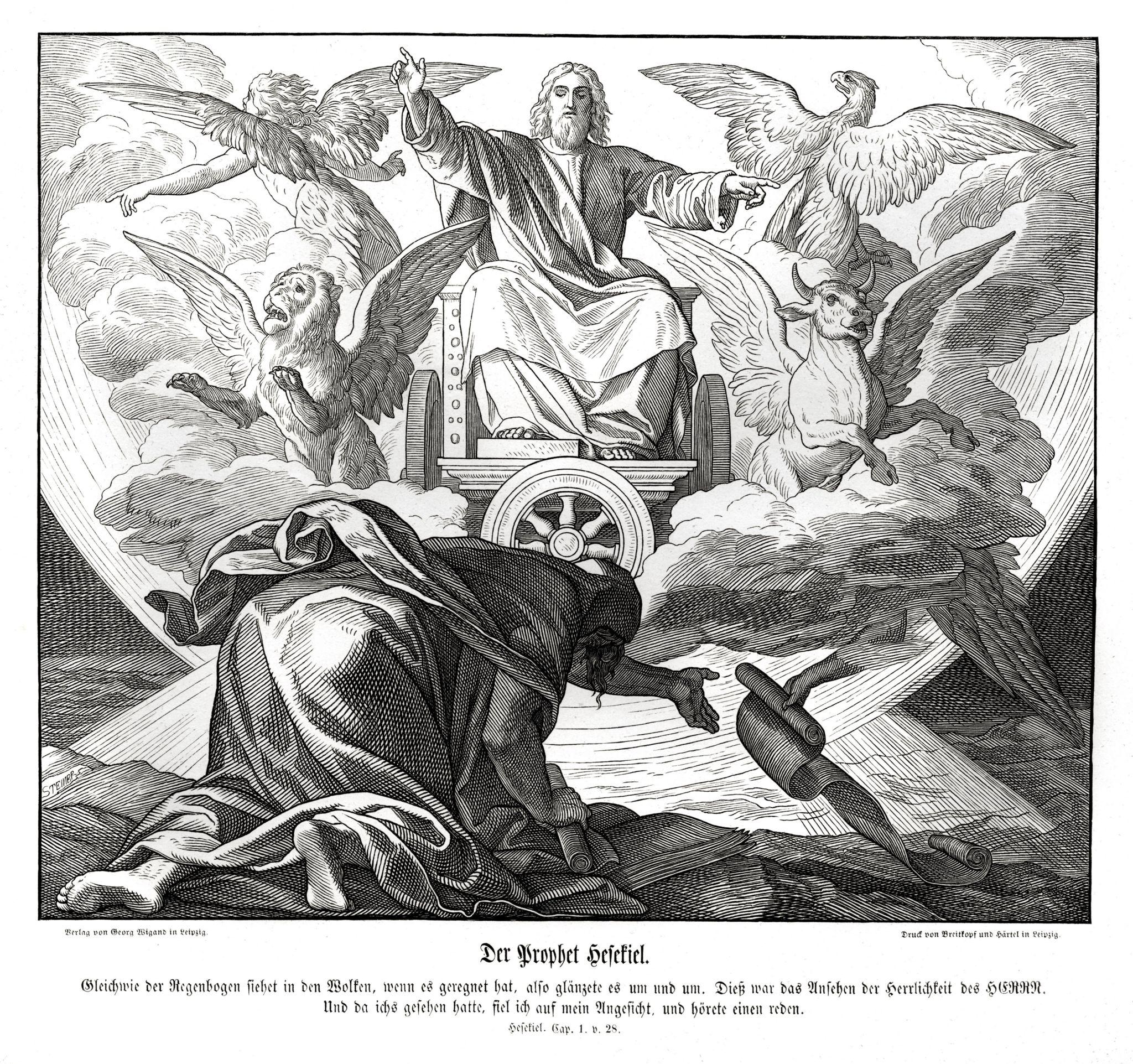 Ezekiel's vision