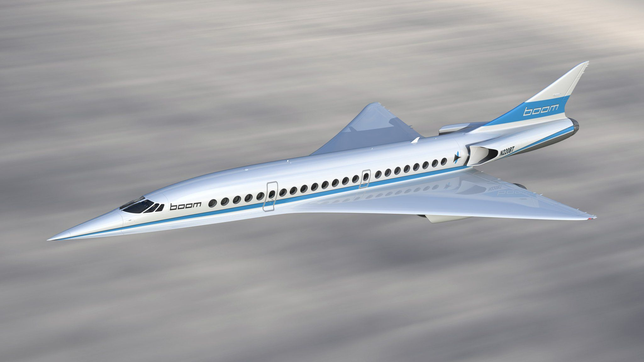 Is killing the boom the key to supersonic air travel? - BBC News