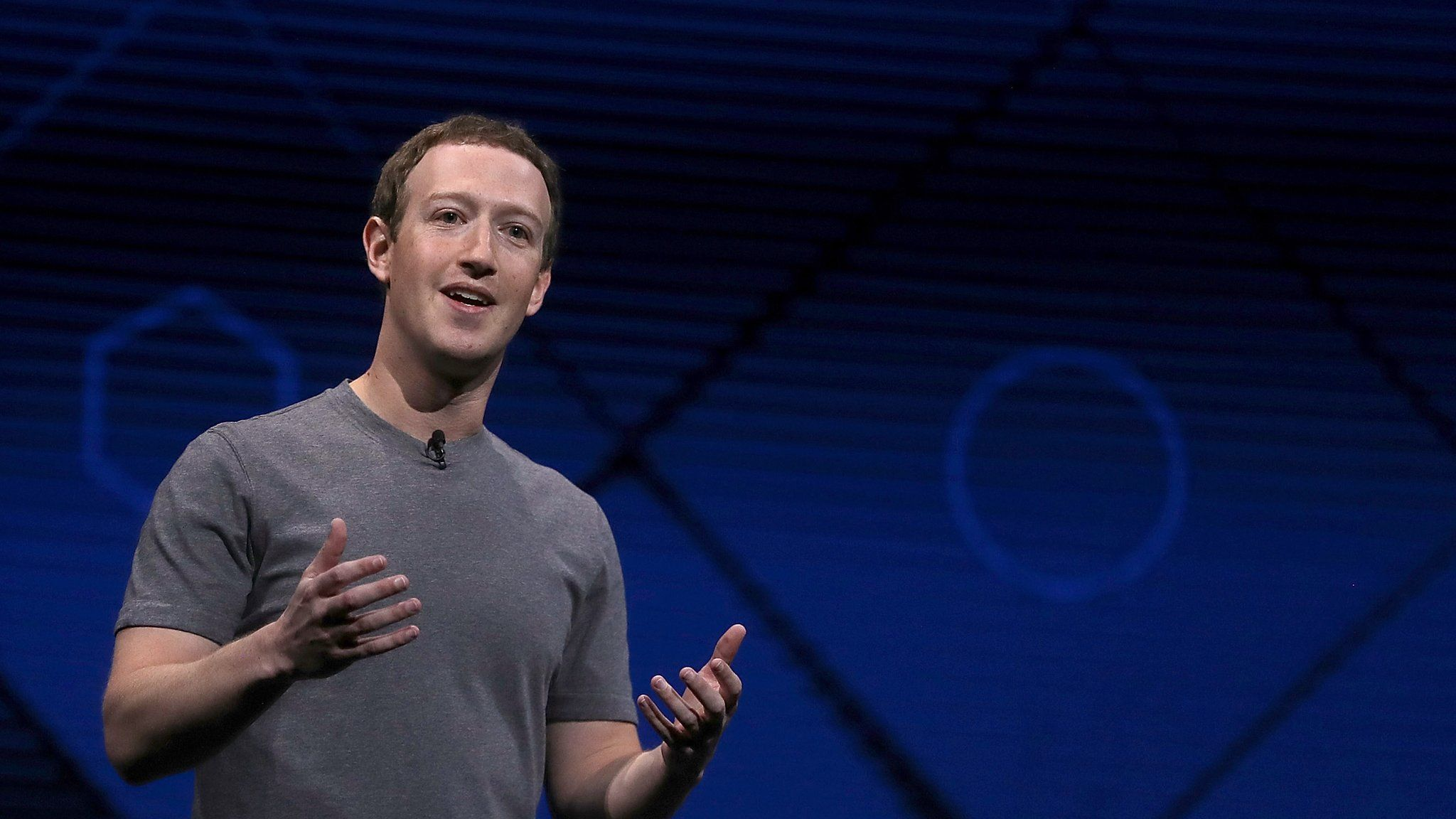 Founder Mark Zuckerberg says Facebook is making political ads more transparent.