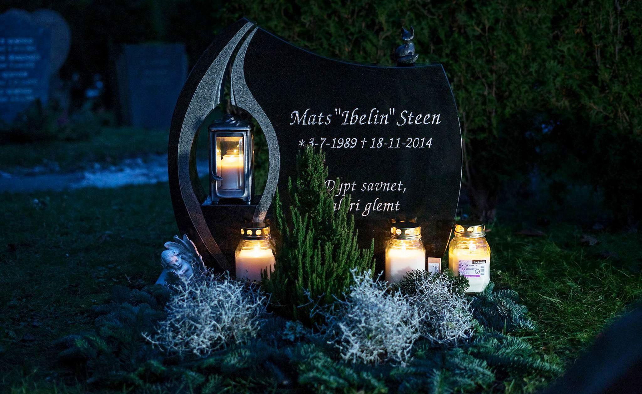 Mats 'Ibelin' Steen memorial