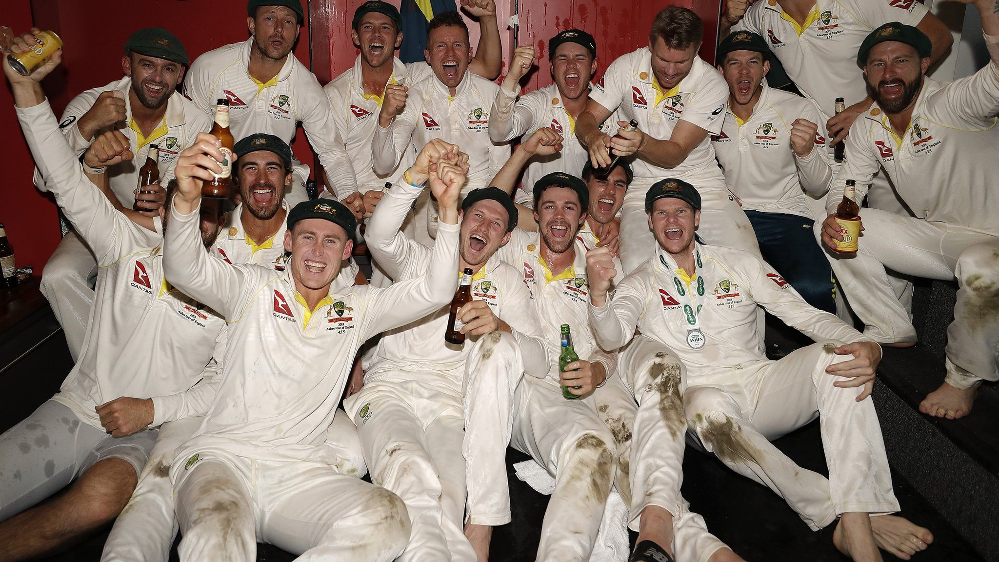 The Ashes is retained by Australia in England