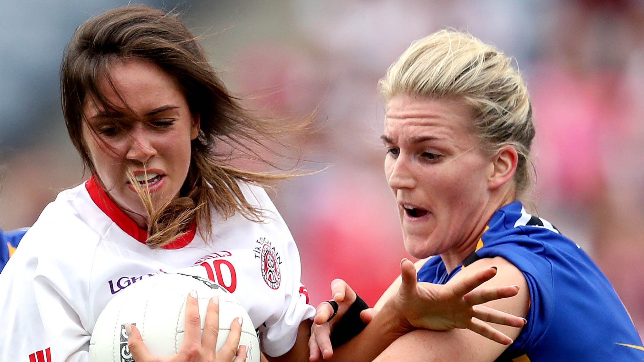 Fermanagh v derry ladies replay