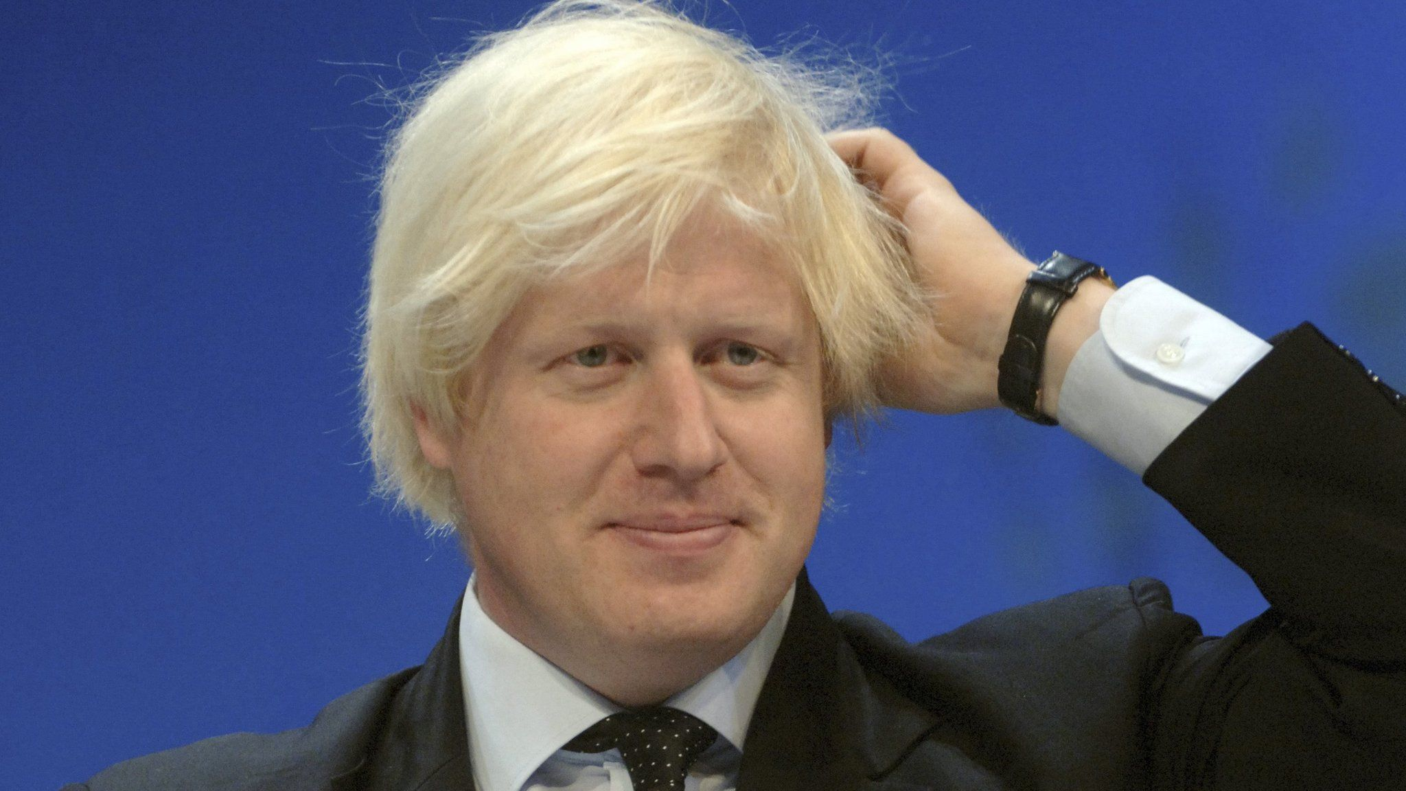 Boris Johnson in 2006