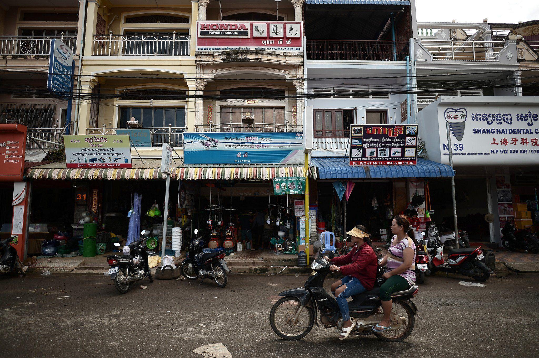 ชาวกัมพูชาห่วงทุนจีนแปลงสภาพกัมปอตไม่เหลือเค้าเมืองสงบ - BBC News ...