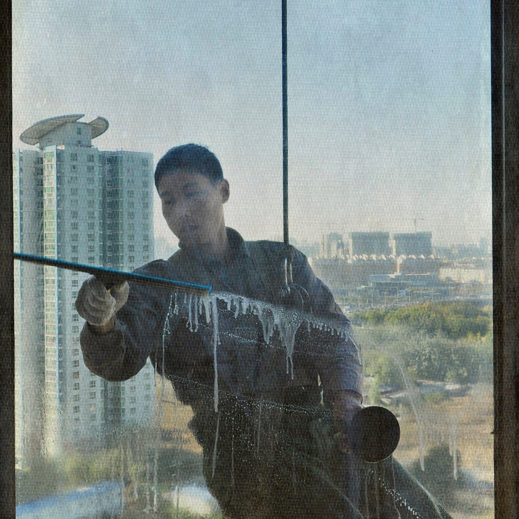 Window cleaner in Beijing