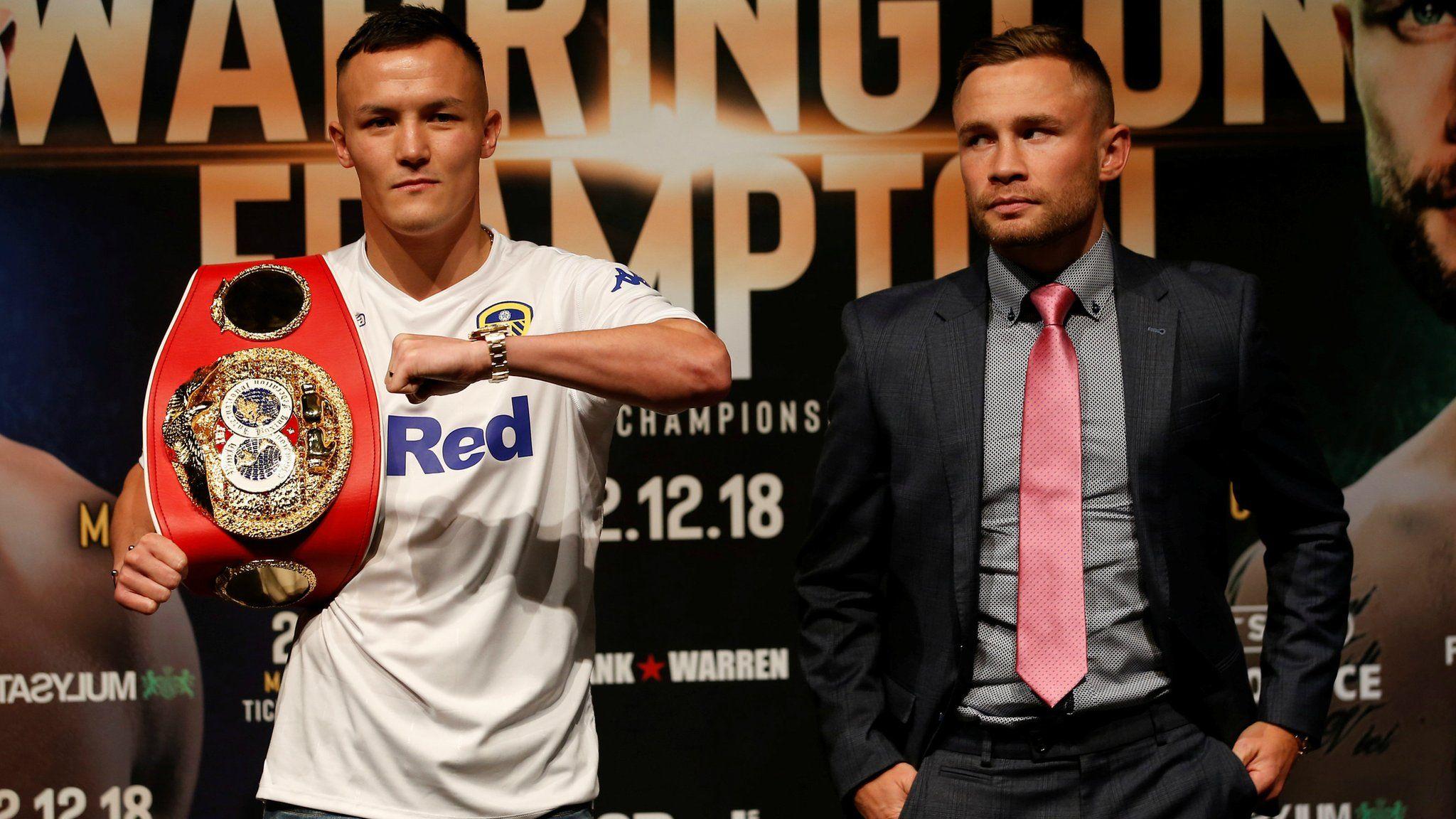 Wilder v Fury rematch? Wilder v Joshua? Joshua v Fury? What