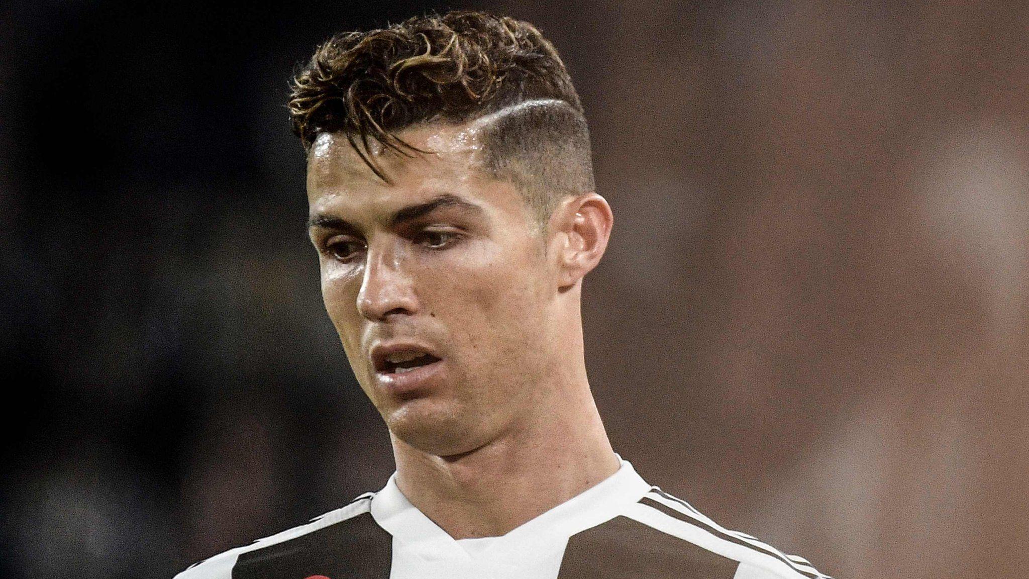 Cristiano Ronaldo New Hairstyle 2019