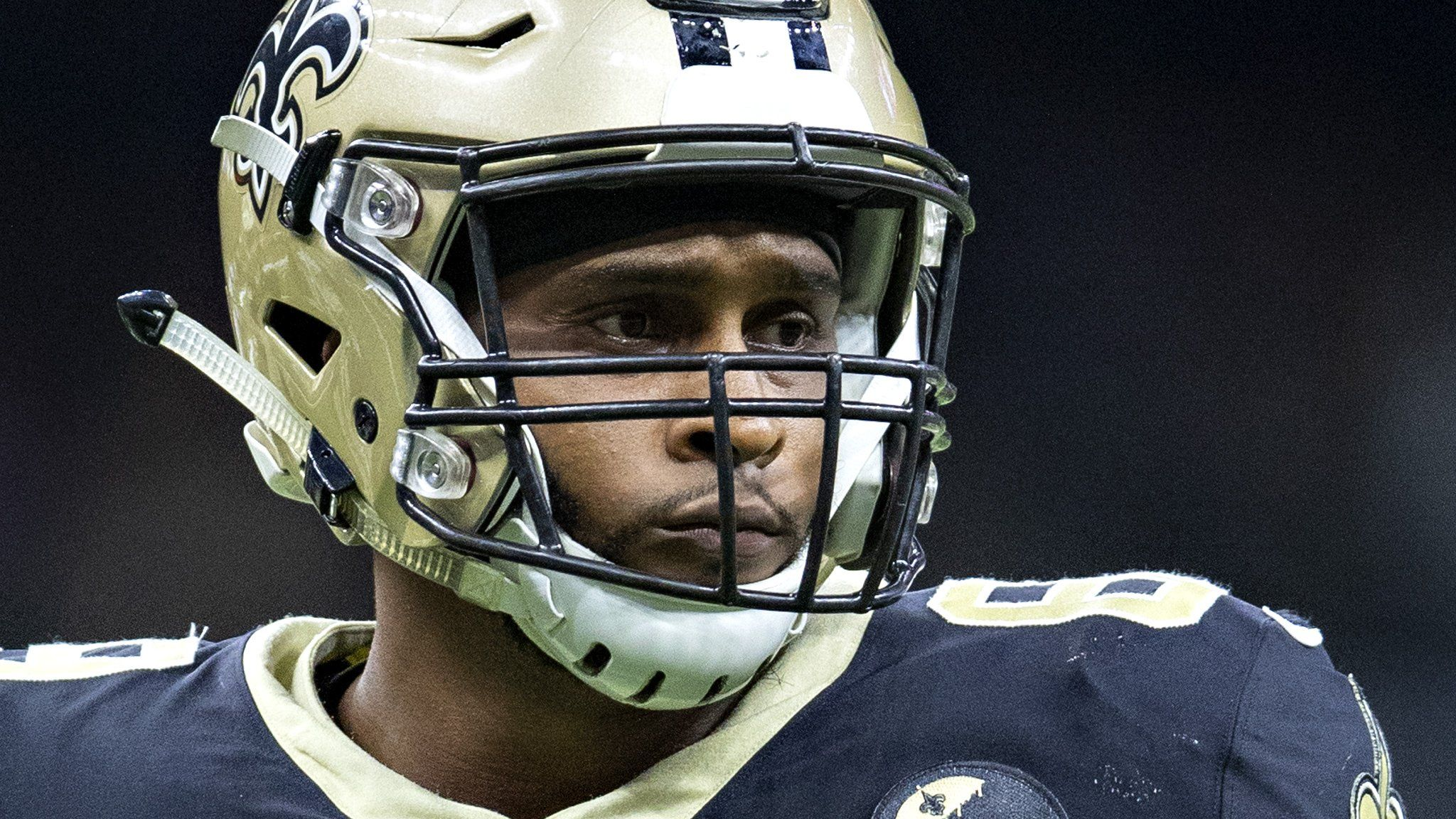 hot sale online 7980c f282b Alex Jenkins: New York Giants sign English defensive end as ...