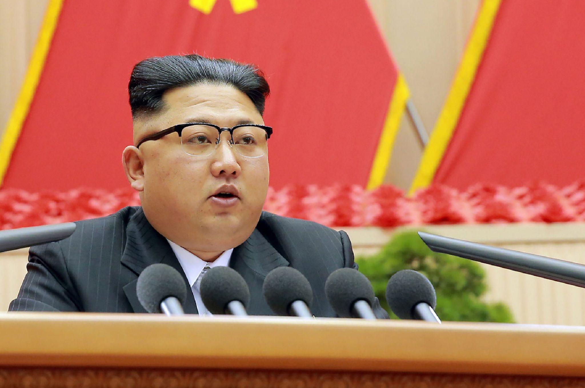 North Korean leader Kim Jong-un. File photo