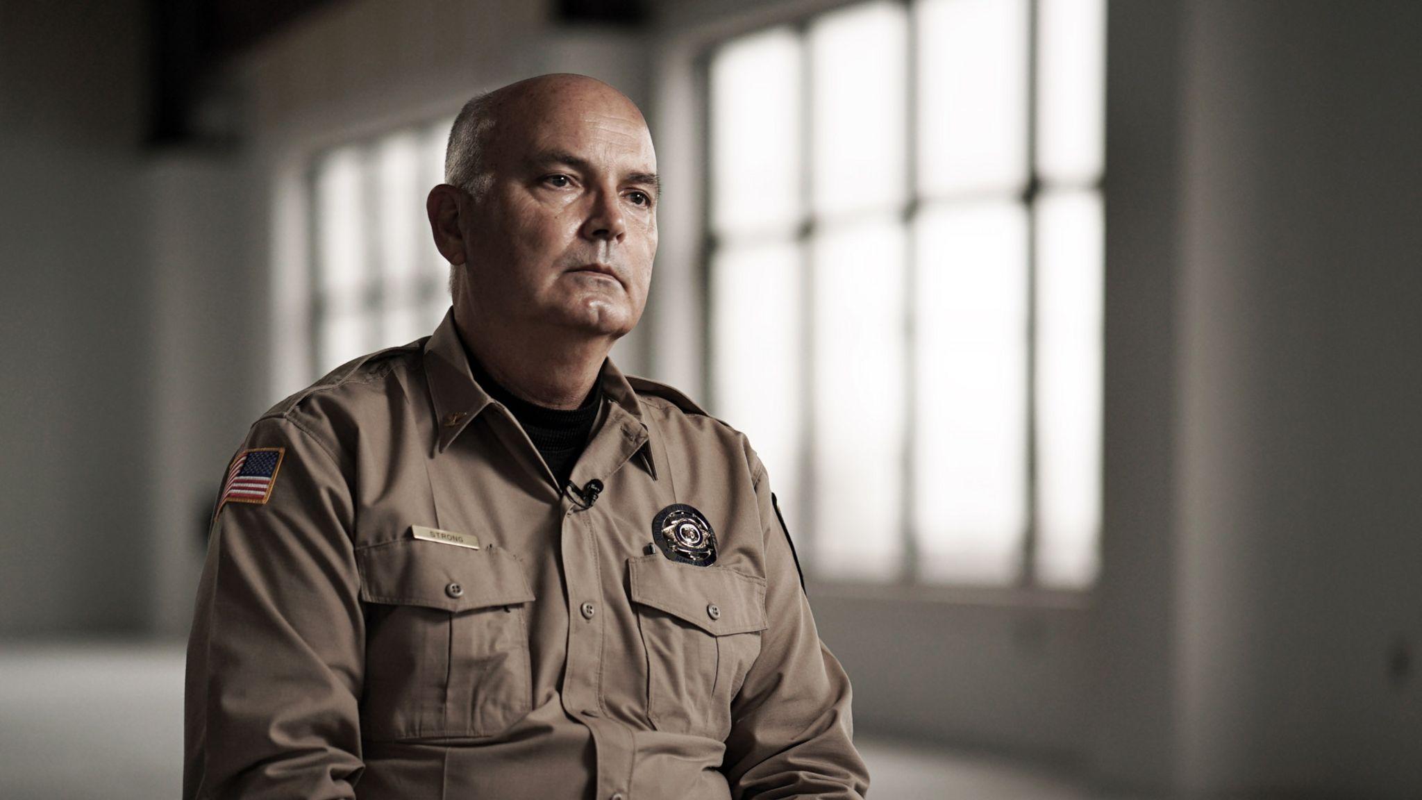 Randy Strong, Nodaway County Sheriff