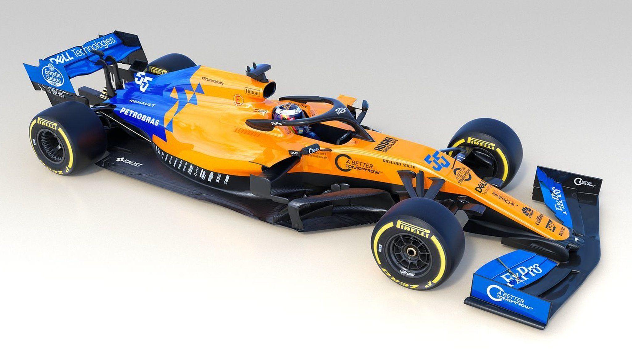 Formula 1 2019: New car gallery - BBC Sport