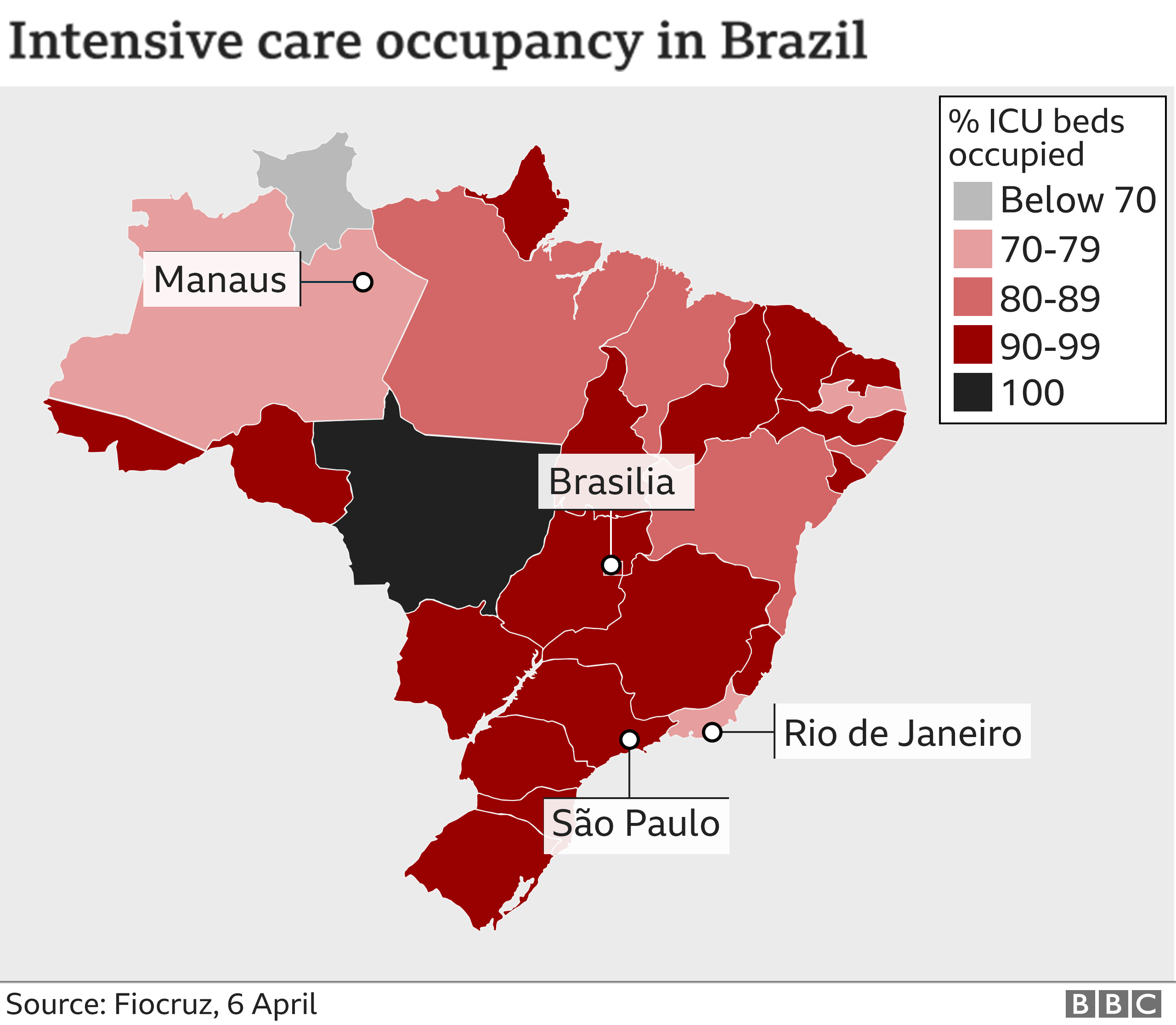 Covid-19: Why have deaths soared in Brazil? thumbnail