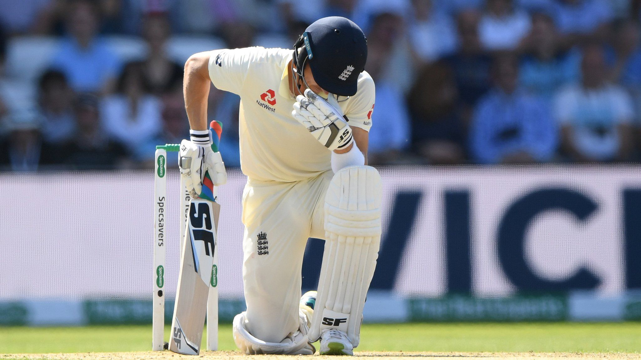 Ashes 2019 England 67 All Out As Australia Close In On