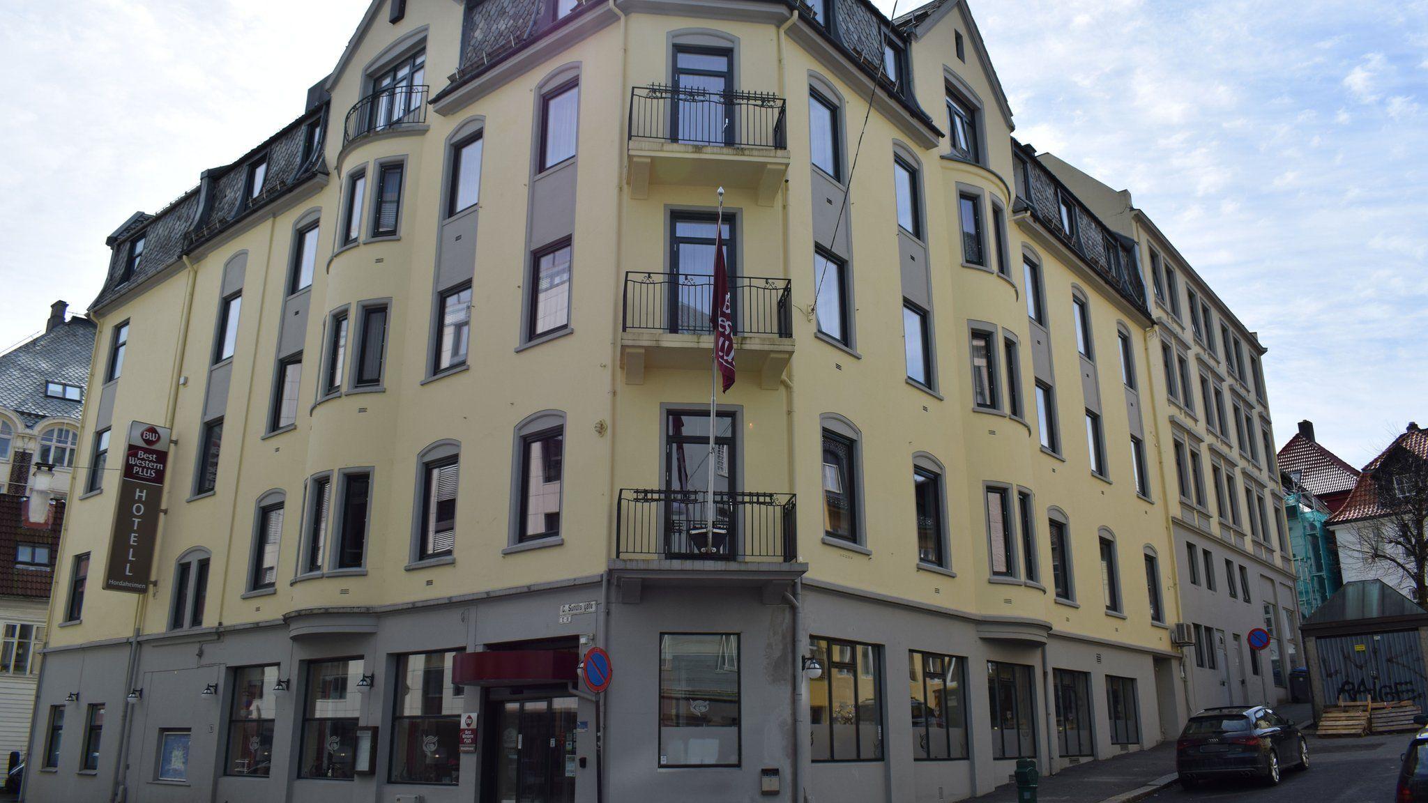 View of the Hotel Hordaheimen