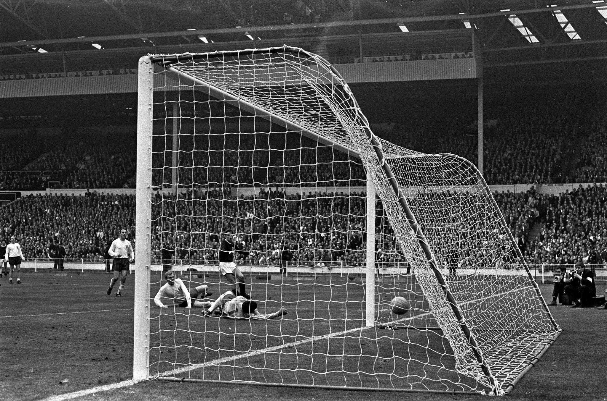 Scotland v England 1967